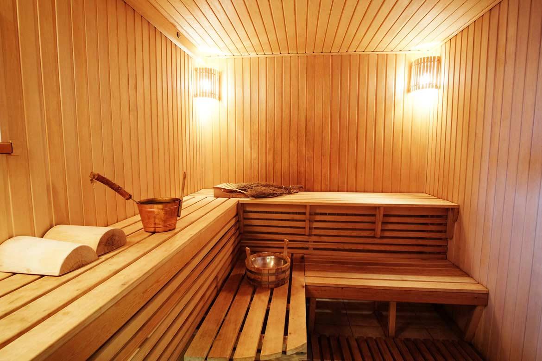 benefici della sauna