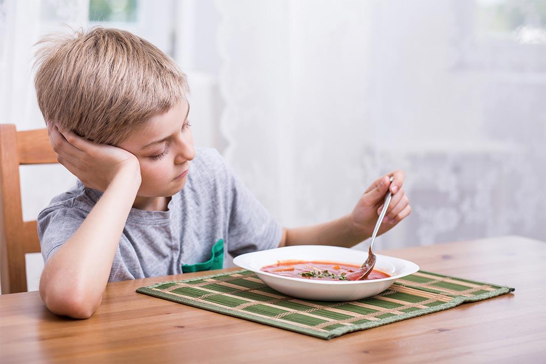 mancanza-di-appetito