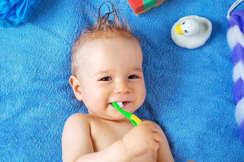 allattamento e carie