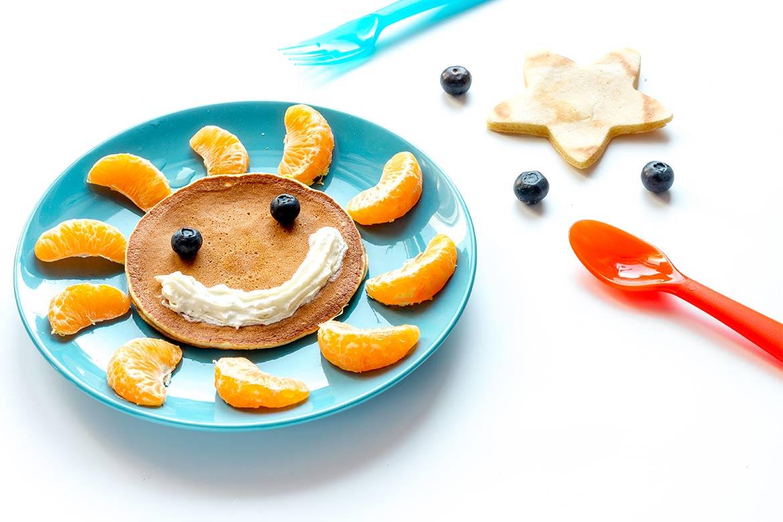 colazione sana per i bambini