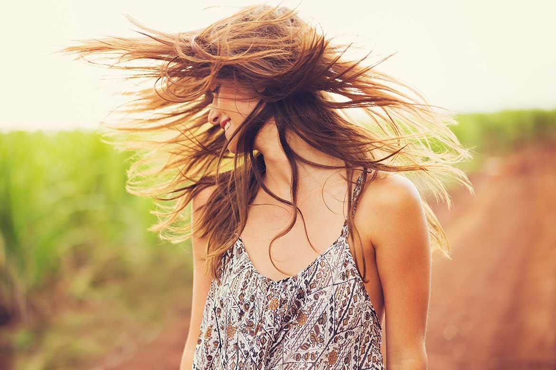 proteggere-i-capelli-dal-sole