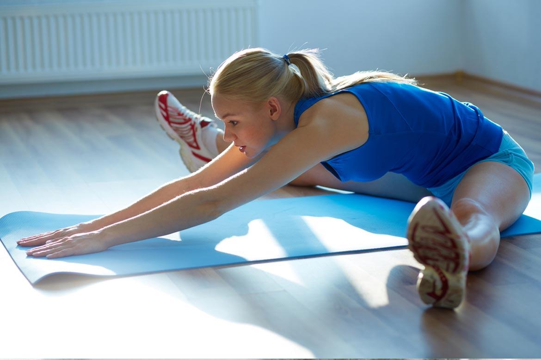 muscoli indolenziti