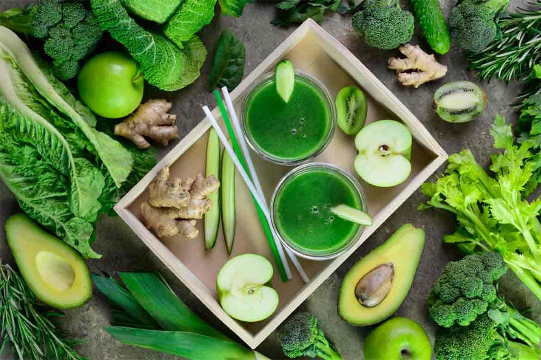 clorofilla benefici