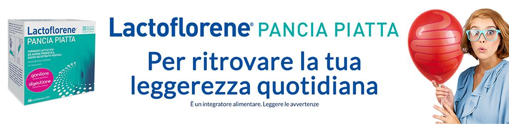 Lactoflorene Pancia Piatta