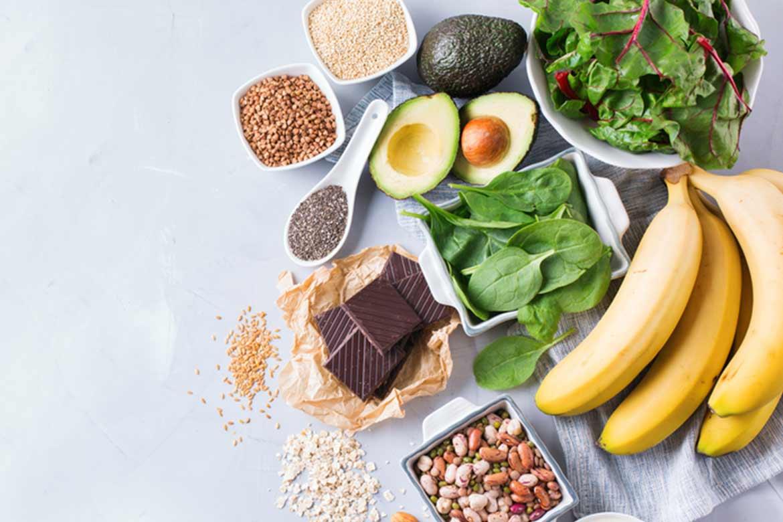 magnesio per muscoli
