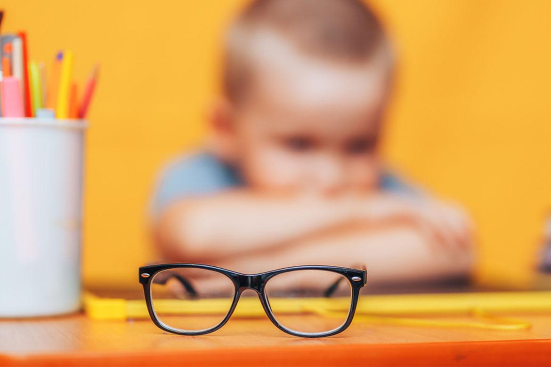 miopia nei bambini