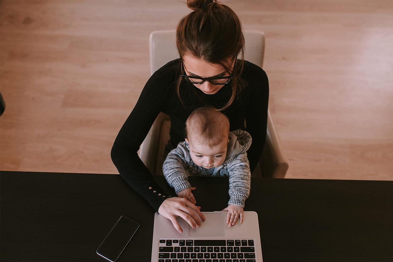 lavorare-full-time-con-figli