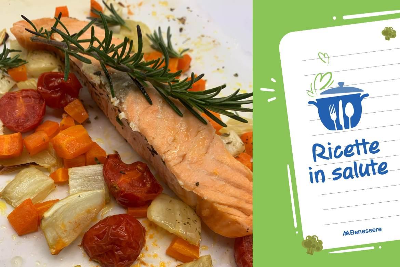 ricetta-salmone-light-al-forno